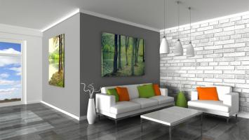 Útulný domov - ilustrační foto