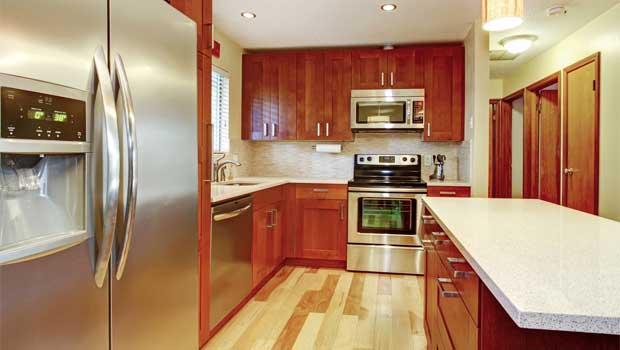 Malá moderní kuchyň